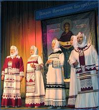 Празднование Покрова Пресвятой Богородицы в Асино стало событием культурной жизни района