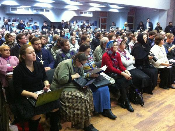 Неформальная встреча с руководителем СИнфО Владимиром Легойдой накануне открытия фестиваля.