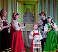 Конкурсная программа Пятых Макариевских педагогических чтений в Томске завершилась праздничным концертом