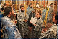 Томский Богородице-Алексиевский монастырь празднует 20-летие своего возрождения