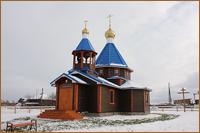 В д.Терсалгай Кожевниковского района освящен храм в честь святых апостолов Петра и Павла
