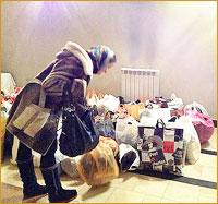 В воскресенье в Богоявленском соборе прошел сбор помощи пострадавшим от взрыва газа в Томске