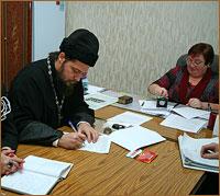 Гимназия № 13 г.Томска совместно со Свято-Троицкой церковью составят план совместных мероприятий