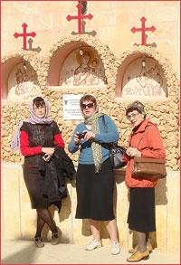 Победители конкурса преподавателей совершили поездку в Иерусалим