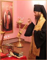 При Центре ритуальных услуг г.Томска появился храм