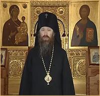 Архиепископ Ростислав поздравил томичей с Рождеством Христовым (видео)