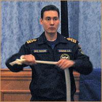 В Томской духовной семинарии прошли занятия по технике безопасности