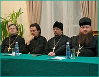 Состоялось заседание Учёного совета Томской духовной семинарии