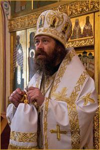 Архиепископ Томский и Асиновский Ростислав встретил свой пятидесятилетний юбилей
