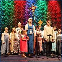 Концерт Рождественского фестиваля воскресных школ Томска и Северска можно посмотреть на видеоканале «Православие в Томске»