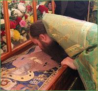 Томичи совершили память святого старца Феодора