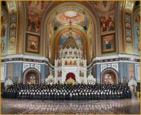 Архиепископ Ростислав принимает участие в работе Освященного Архиерейского Собора Русской Православной Церкви