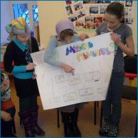 В Воскресной школе Богоявленского собора начал свою работу клуб «От слов к делу»