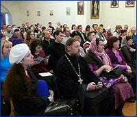 В Томске прошла вторая епархиальная молодёжная конференция