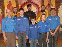 Томские следопыты провели День размышления в Заварзино