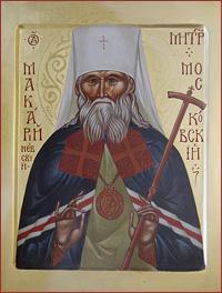 Томичи отпразднуют память святителя Макария (Невского)