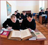 На сайте Томской духовной семинарии можно посетить виртуальную экскурсию по духовной школе