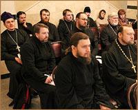 Обучающие курсы для священнослужителей и приходские педагогов-катехизаторов проходят в Градо-Томском благочинии