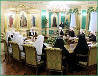 Священным Синодом Русской Православной Церкви образована Томская митрополия