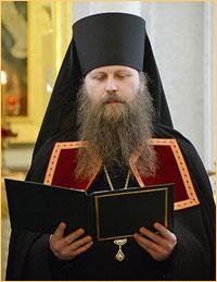 Святейший Патриарх Кирилл совершил Чин наречения архимандрита Силуана (Вьюрова) во епископа Колпашевского и Стрежевского