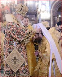 Архиепископ Томский и Асиновский Ростислав возведён в сан митрополита