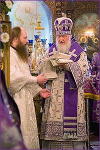 В Москве состоялась хиротония архимандрита Силуана (Вьюрова) во  епископа Колпашевского и Стрежевского