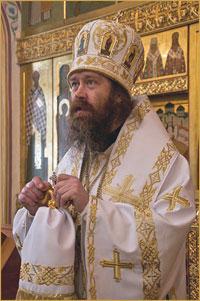 Митрополит Томский и Асиновский Ростислав отметил свое тезоименитство