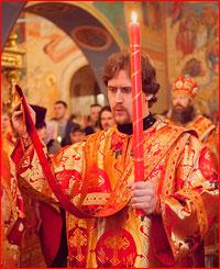 Светлое Христово Воскресение в Томске