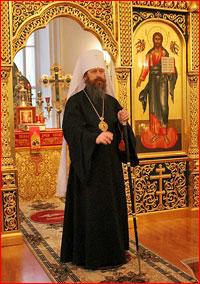 Митрополит Ростислав: храните Пасхальную радость в течении всего года