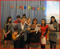 Православному молодёжному клубу Богоявленского кафедрального собора - 7 лет