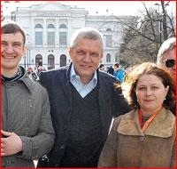Одним из гостей Дней славянской письменности и культуры в Томске стал народный артист Российской Федерации Александр Галибин