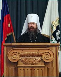 Обращение митрополита Томского и Асиновского Ростислава по случаю Дня защиты детей