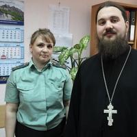 Священники встретились с неплательщиками алиментов