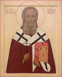 В день памяти святителя Луки Крымского в Дом сестринского ухода доставлена его икона с частицей мощей