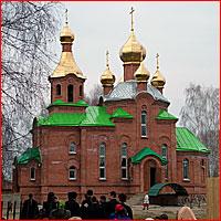 Престольный праздник в Кожевниково