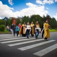 Прихожане томских храмов прошли крестных ходом к летней келье старца Феодора Томского