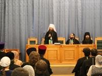 Выпускникам Томской духовной семинарии торжественно вручены дипломы
