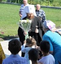 Иоанно-Предтеченский храм в Заварзино отметил свой первый престольный праздник