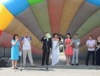 Семейный фестиваль в честь Петра и Февронии прошел в Томском районе