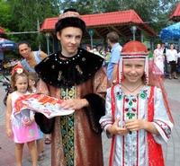 Праздник «Семьи, любви и верности» прошел на Белом озере