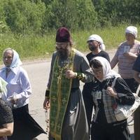 Участники Крестного хода в Корнилово собираются преодолеть 50-километровый путь