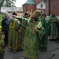 В Томске отпразновали обретение честных мощей преподобного Сергия Радонежского