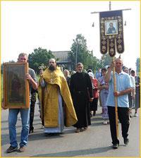 В Томской епархии прошли торжества, посвященные 1025-летию Крещения Руси