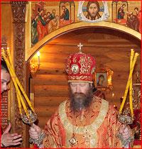 Митрополит Ростислав возглавил Божественную литургию в престольный праздник с.Кандинка