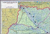 Миссионерский катер «Святая Домна Томская» в девятый раз отправился в поход на север области