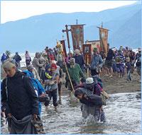 Томичи прошли тропами Алтайских миссионеров