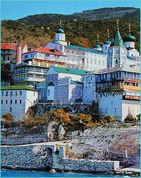 Митрополит Ростислав возглавляет делегацию Русской Православной Церкви на Афоне