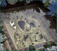 Томская епархия в пятый раз празднует обретение Богородской иконы Божией Матери