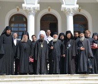 Паломники из Томской епархии поделились своим впечатлениями о поездке на гору Афон