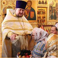 В храмах Томской епархии отпраздновали Преображение Господне